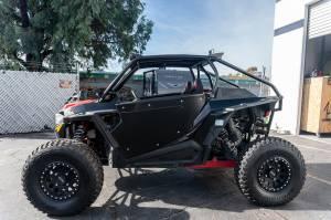 Madigan MotorSports  - Polaris RZR XP1000 2-Seat Roll Cage w/ Intergrated Bumper - Image 2
