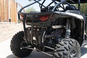 Madigan MotorSports  - Polaris RZR XP1000 2-Seat Roll Cage w/ Intergrated Bumper - Image 6