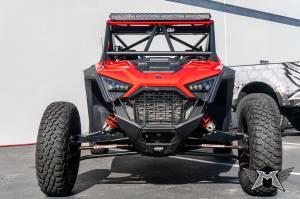 Madigan MotorSports  - Polaris Pro 2-Seat Stock Point Roll Cage - Image 4