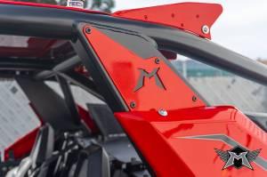 Madigan MotorSports  - Polaris Pro 2-Seat Stock Point Roll Cage - Image 5