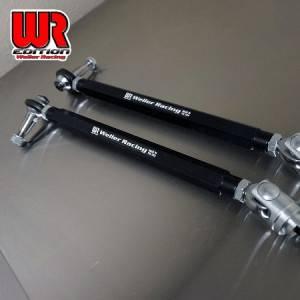 Weller Racing - YXZ1000R HD Tie Rod Kit - WR Edition - Image 2