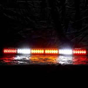 "Rear Light Bar Store - Baja Sur – Dual Color LED Rear Chase 36"" Light Bar (RBWAABWR) - Image 1"