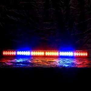 "Rear Light Bar Store - Baja Sur – Dual Color LED Rear Chase 36"" Light Bar (RBWAABWR) - Image 2"