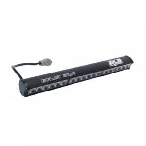 "Rear Light Bar Store - Rear Chase Light 18"" LED Light Bar – Baja Sur Dual Color (Amber/White) - Image 5"