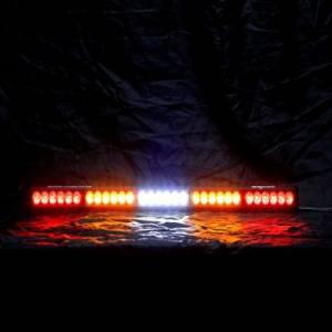 """Rear Light Bar Store - Rear Chase Light 30"""" LED Light Bar – San Felipe Dual Function (Amber/White) - Image 2"""